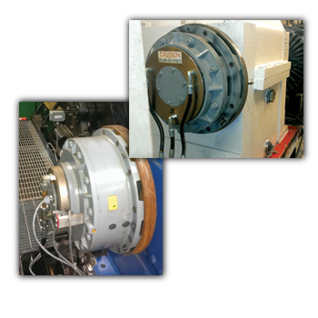 Industrial Clutch LKB Hydraulically-Released Brakes for