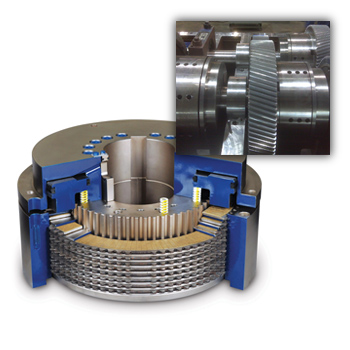 Industrial Clutch HC Clutches for Marine Gearboxes