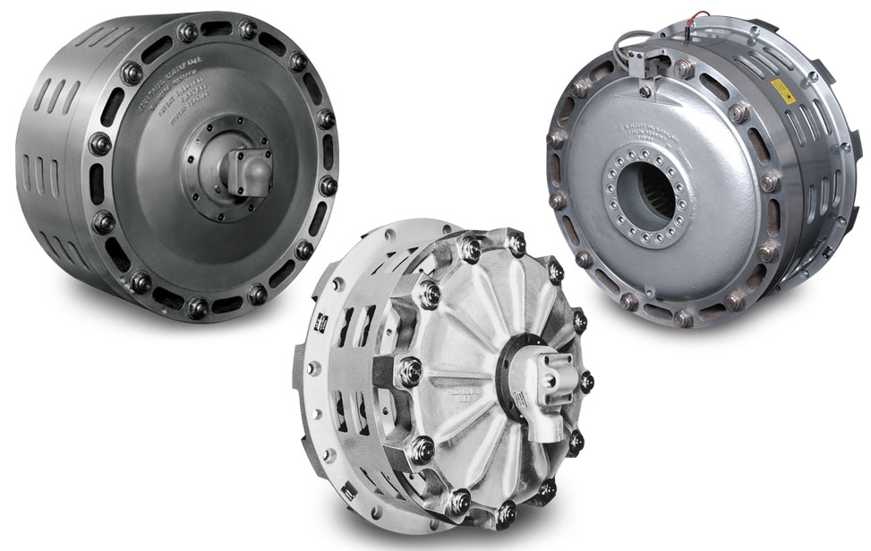 Industrial Clutch Dry Clutches and Brakes